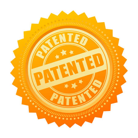 patent: Patented gold seal