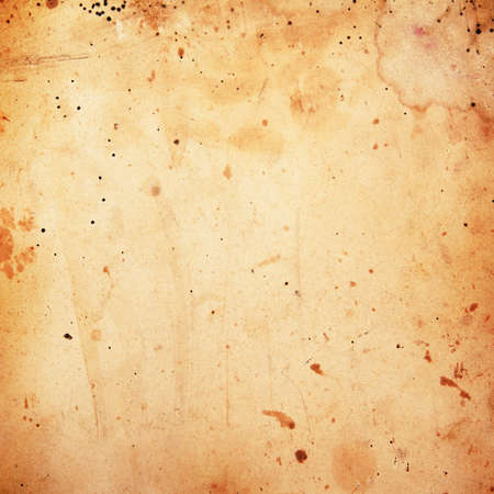 Old dirty parchment paper background 免版税图像 - 52082962