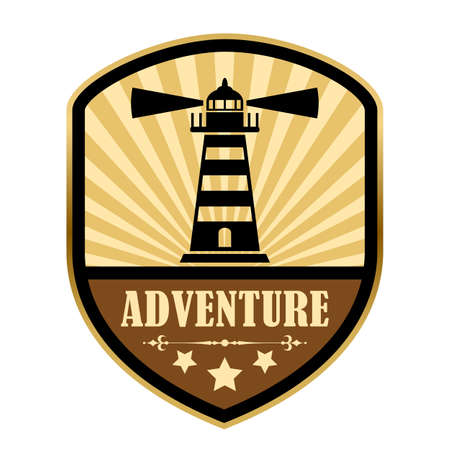 leading the way: Adventure retro label
