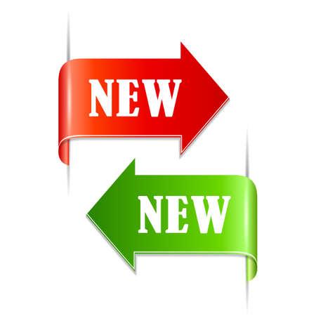 newness: New ribbons set