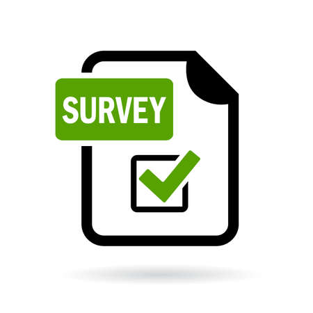 icon: Survey icon