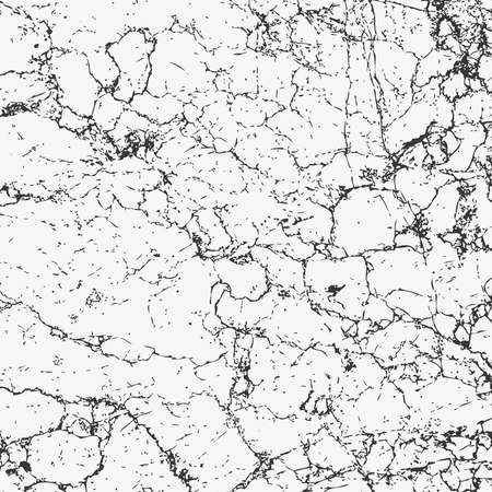 cracked earth: Cracks vector background