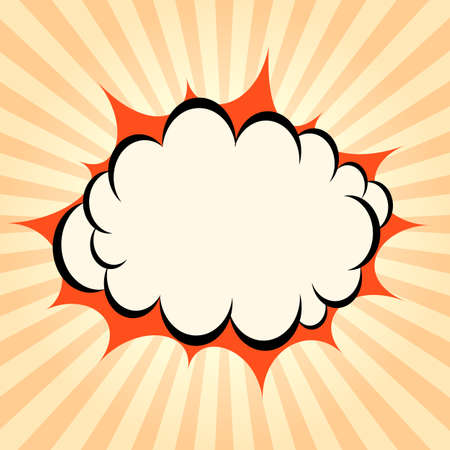 boom: Bursting boom background