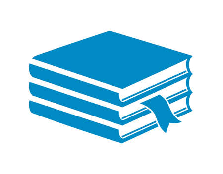 pile books: Pile of books icon