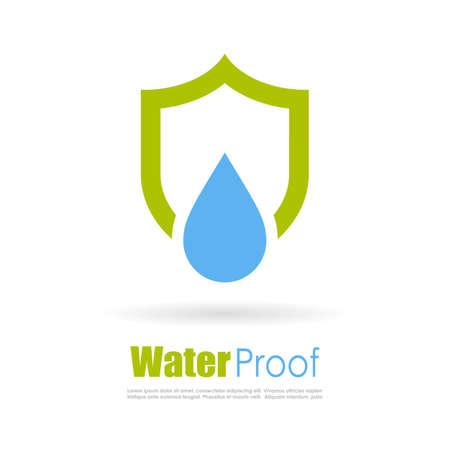proof: Water proof Illustration