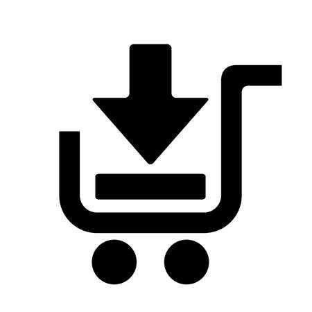 cart: Add to shopping cart pictogram