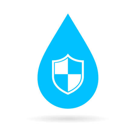 waterproof: Waterproof vector icon
