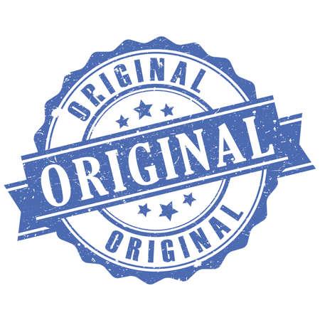 principled: Original retro rubber stamp