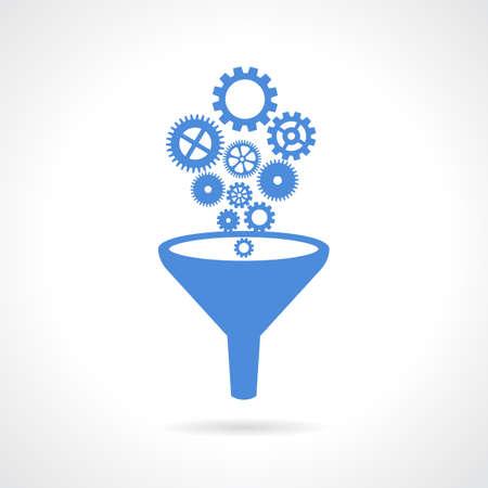 icono técnica abstracta