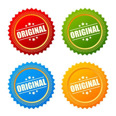 principled: Original product star seal