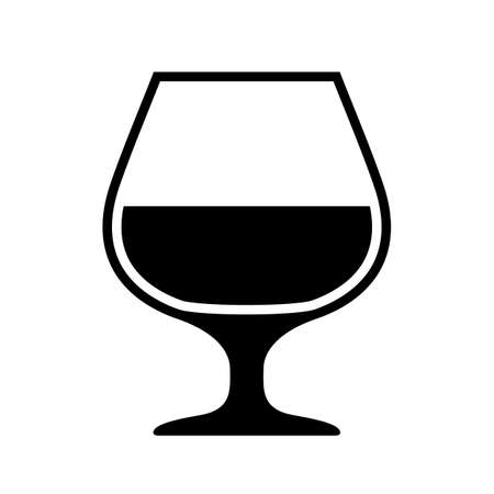 bocal: Alcohol glass icon