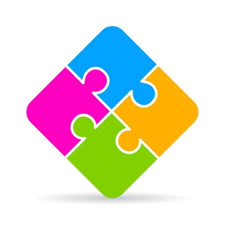 piece: Jigsaw puzzle icon