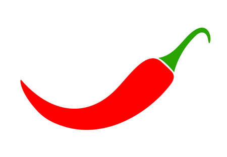 red pepper: Red pepper icon