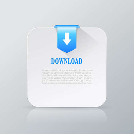 downloaded: Downloaded file additional information card