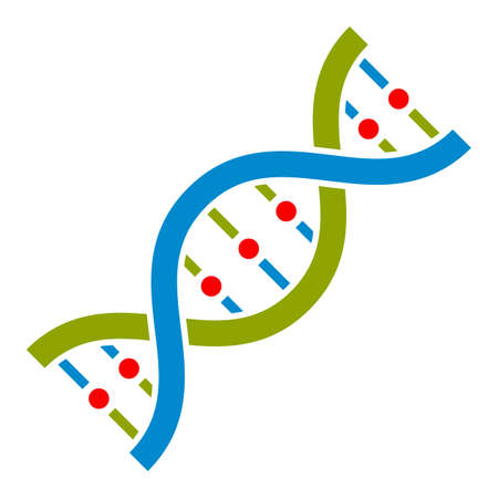 biological: Human dna icon