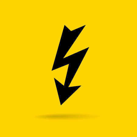 volte: Bolt thunder icon