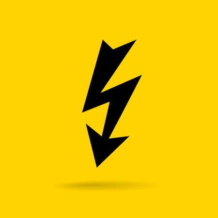 Bolt thunder icon