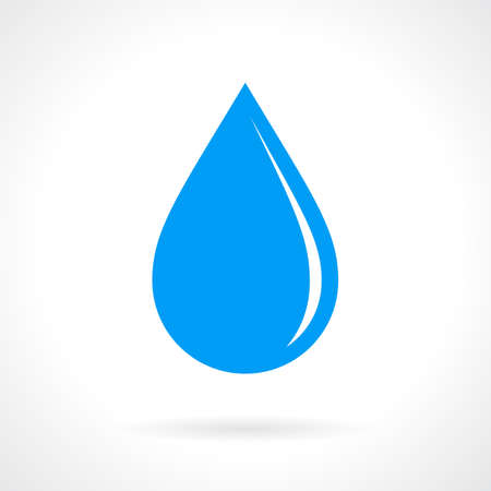 raindrops: Water drop icon
