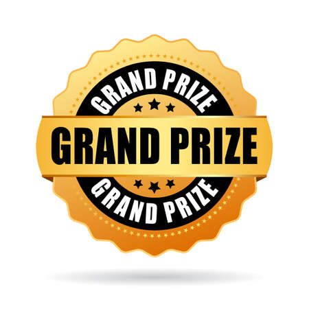 Grand prize gold medal