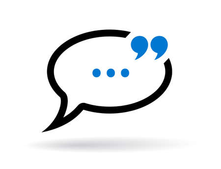 Dialog chat icon