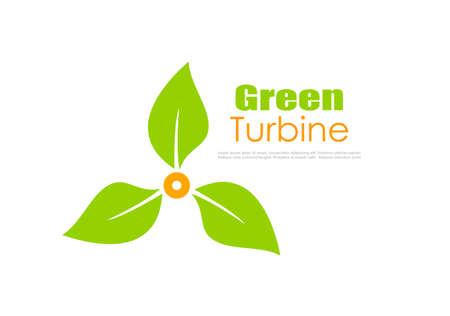 turbine engine: Green energy