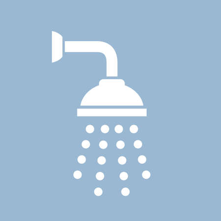 Shower vector icon
