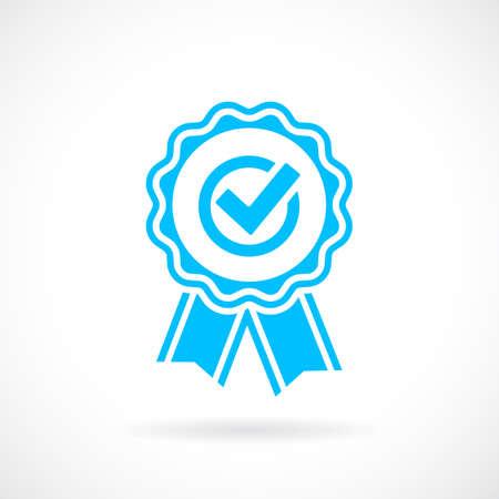 honour: Honour award emblem Illustration