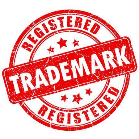 truthful: Trademark rubber stamp Illustration