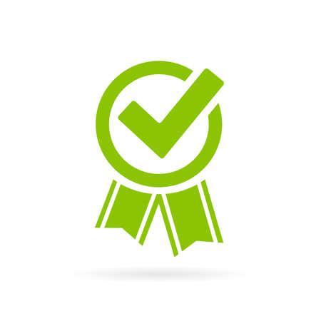 Goedgekeurd tick-certificaat