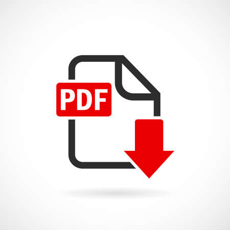 Download pdf file icon