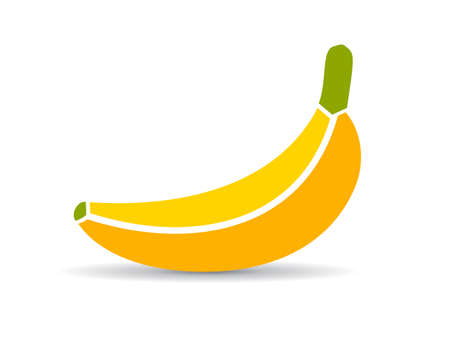 Banana vector illustration