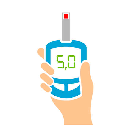 tester: Blood sugar tester icon