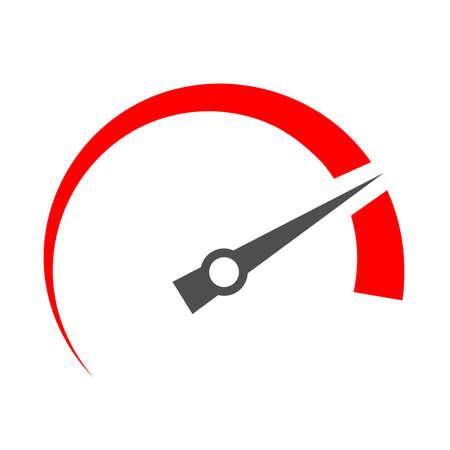 Hoge snelheid pictogram