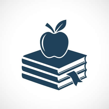 Abstract education icon