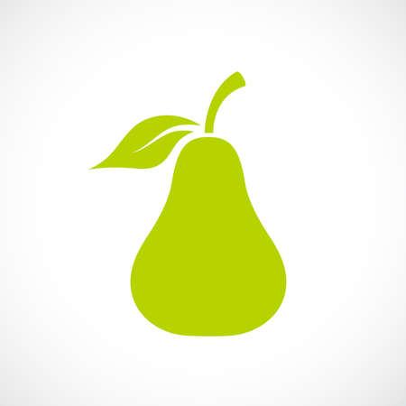 Fresh pear icon