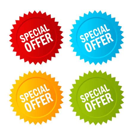 offer icon: Special offer icon