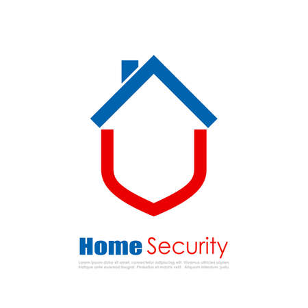 home security: Home security logo