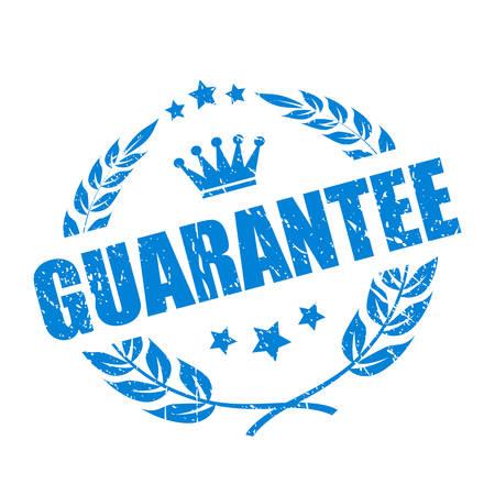 tried: Guarantee retro stamp