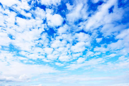 air: Blue sky background Stock Photo