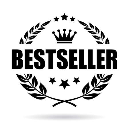 Bestseller business vector icon