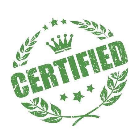 Green certified vector seal