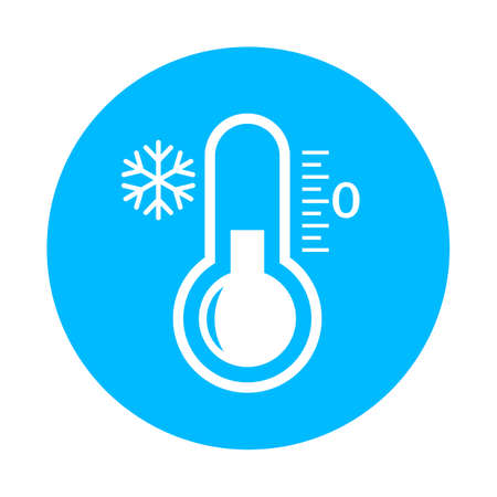 Cold vector icon
