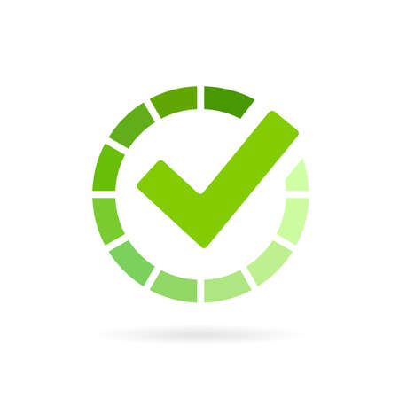 Load completed progress bar icon