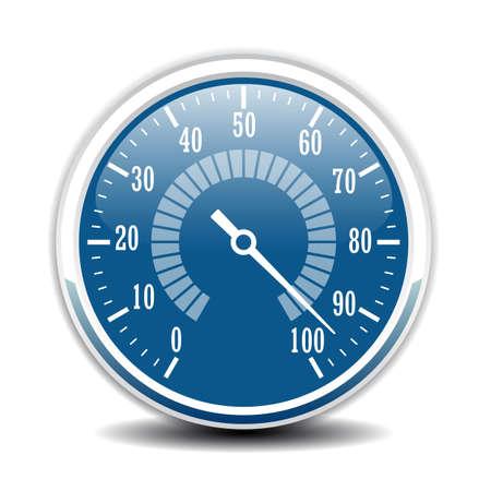 Speed arrow vector sign