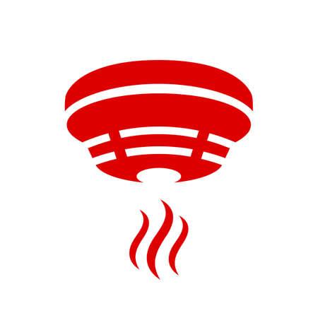 煙探知器のアイコン