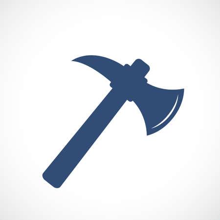 labourer: Tomahawk vector icon