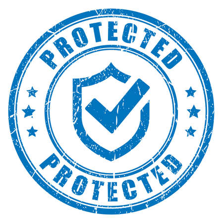 Protected abstract vector stamp