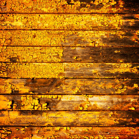 Horizontal wooden planks old texture Stock Photo