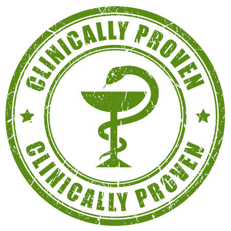 Clinically proven green stamp