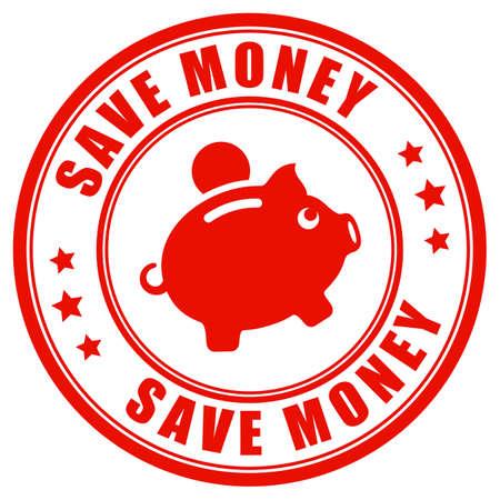 Save money best price guarantee stamp